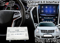 China Android 6.0 Car Multimedia Navigation System for Cadillac SRX CUE System 2014-2018 Spotify Google Chrome Play Store factory