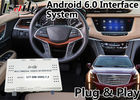 China Android 6.0 Auto Interface , Automobile GPS Navigation Systems For Cadillac XT5 CUE System 2014-2018 factory