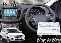 Ford Escape / Fusion Android 6.0 Auto Interface Navigation for SYNC 3 System Built-in WIFI BT Mirrorlink GPS