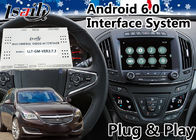 China Opel Insignia Android 6.0 Multimedia Navigation Interface for Intellilink System 2013-2016 with Spotify factory