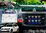 China Two - In - One Unit Android Auto Interface Easy Installation With Built - In Mirrorlink for VW factory