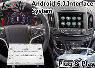 China Android 6.0 Auto Navigation Interface for 2013-2016 Opel Insignia Intellilink System Google Map factory