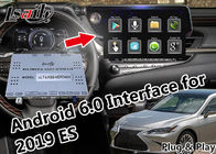 Plug / Play Lexus Video Interface , Android Car Navigation All - In - One With Google Map