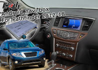 Nissan Pathfinder Android Auto Interface Voice Activate With Plug & Play Easy Installation