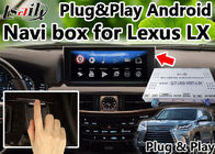 China High Speed Android 6.0 Lexus Video Interface for IS LX RX  support USB CarPlay as optional factory