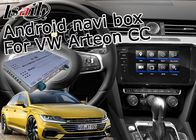 China Volkswagen Arteon Android Car GPS Navigation Voice Activate With Plug & Play factory