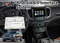Android 6.0 Car Multimedia Video Interface Box for 2014-2018 Gmc Terrain Waze Youtube