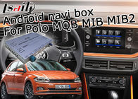 China GPS Android navigation video interface cast screen google app for VW Polo MQB MIB MIB2 6.5 and 8 inches factory