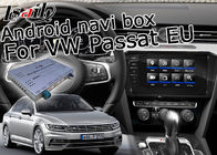 Portable car Android navigation box for VW Passat B8 MIB MIB2 MQB 6.5 8 9.2 inches display