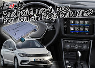8 / 9.2 Inches GPS Navigation Box Waze Yandex For Lsailt Volkswagen Touran
