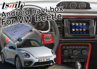 China Volkswagen Beetle GPS Navigation Video Interface Android System With Google App factory