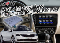 Octavia Mirror Link Car Navigation System WiFi Video For Tiguan Sharan Passat Skoda Seat