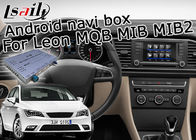 6.5 / 8 Inches Android Navigation Box , Car Video Interface For Seat Leon MQB MIB MIB2