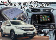 China Lsailt Honda CR-V 2016- Android navigation box interface mirror link waze youtube etc factory
