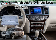 Android 6.0 GPS Interface Multimedia Navigation for 2014-2018 Nissan Pathfinder