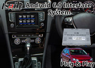 Android 6.0 Car GPS Navigation for 2014-2017 Volkswagen Golf Wagon Au-Spec