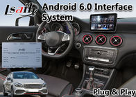 W176 Android 6.0 Auto Interface for 2015-2019 Year Mercedes-Benz a-Class Waze Youtube