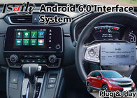 GPS Android Car Navigation Multimedia Auto Interface for Honda CR-V