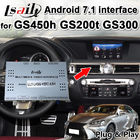 Android 7.1 Auto Interface for Lexus GS300 GS200t GS450h 2013-2018 with Android navigation , 32G ROM by Lsailt