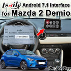 China Android 7.1 multimedia video interface for Mazda 2 3 5 6 CX-5 CX-3 etc. support Android navigation , CarPlay Yandex.. factory