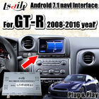 Android Auto Interface for GT-R 2008-2016 with Android 7.1 navigation system , wireless carplay by Lsailt