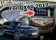 Infiniti QX60 GPS Android Car Navigation System Multimedia Interface Android