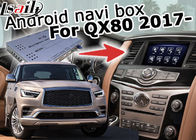 Infiniti QX80 2018- GPS car multimedia interface Android navigation box video interface