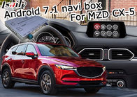 Mazda CX-5 video interface Android Box Gps with Mazda origin knob control