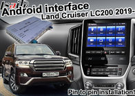 Toyota Land Cruiser LC200 2019 Udio Video Interface , Android Navigation Box