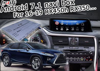 RX350 RX450h Lexus Video Interface 16-19 Version 2/3GB RAM Android Navigation Box