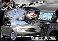 Taurus SYNC 3 Android GPS navigation box Google apps yandex igo video interface