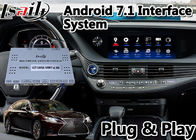 Multi Language Android Navigation Device Video Interface For Lexus LS 500H 2019-2020