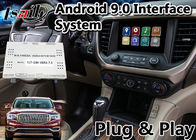 Android 9.0 GPS Navigation Box for 2014-2020 GMC Acadia built in WIFI Mirrorlink Video Interface