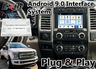 Android 9.0 Auto Interface GPS Navigation Box for 2016-2020 Ford F-450 SYNC 3 System