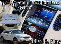 Plug And Play Car Multimedia Interface For Infiniti EX37 EX35 EX30d EX 2007-2013