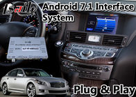 GPS Navigation Multimedia Video Interface For Infiniti M37 M25 Y51 2010-2013
