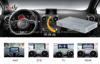 China 2012 - 2016 Audi A1 / Q3 Media Interface with Touch Navigation and DVD factory