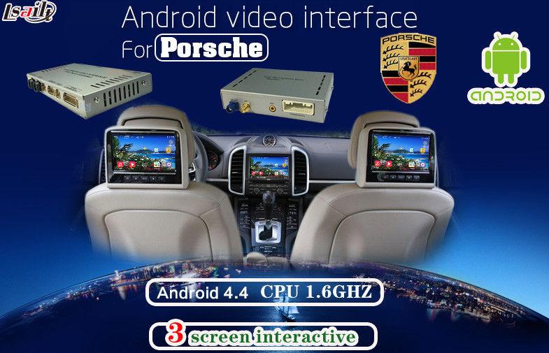 porsche cep car multimedia interface audio video. Black Bedroom Furniture Sets. Home Design Ideas