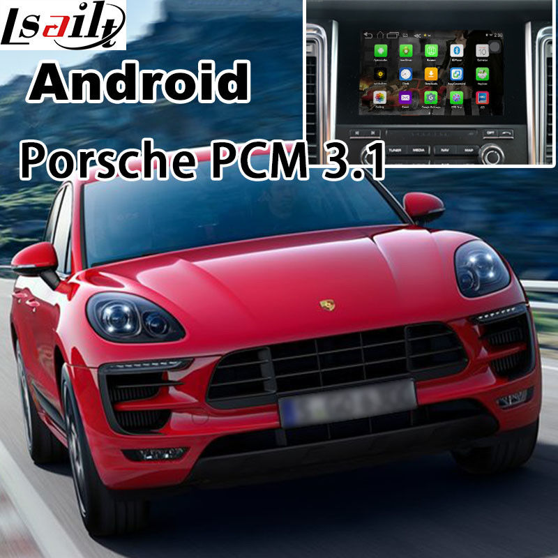 gps car navigation box video interface for 10 16 porsche. Black Bedroom Furniture Sets. Home Design Ideas