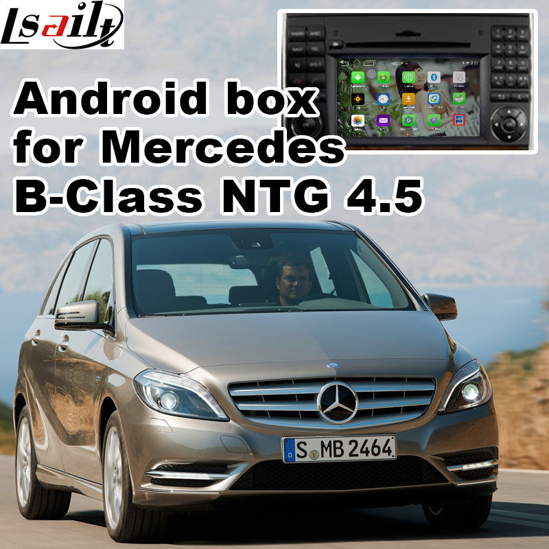 Mercedes benz b class mirror link android car navigation 8 for Mercedes benz support number