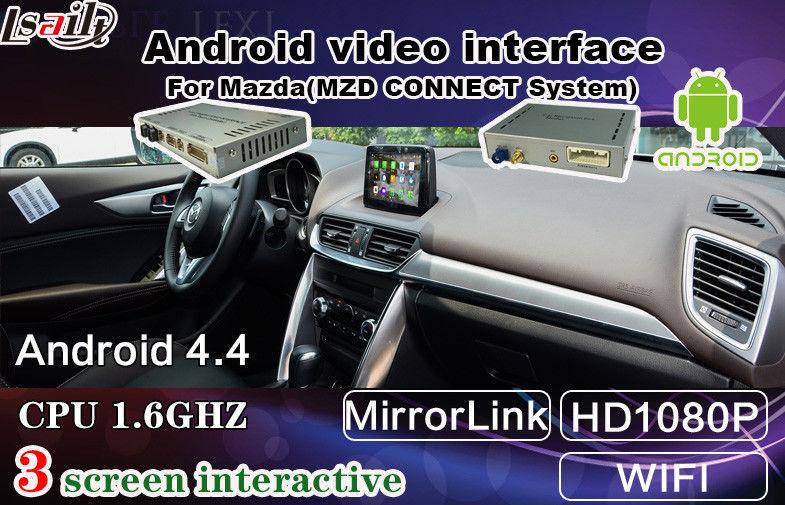 Mazda Mzd Connect Apps >> Quad Core Android Auto Interface For Mazda2 3 6 Cx -3 Cx -5 Support Apps Download