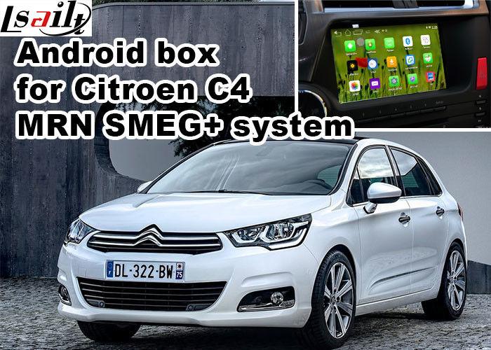 Citroen C4 C5 C3 - XR SMEG+ MRN SYSTEM Car Navigation box
