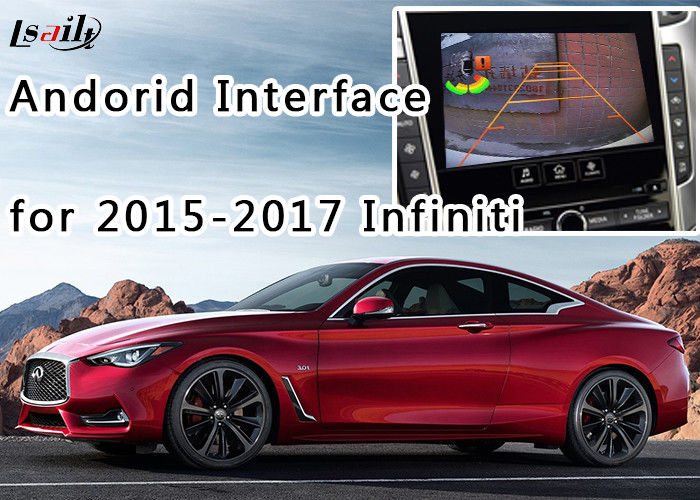 2015 2017 infiniti android auto interface android navigation box with built in mirrorlink. Black Bedroom Furniture Sets. Home Design Ideas