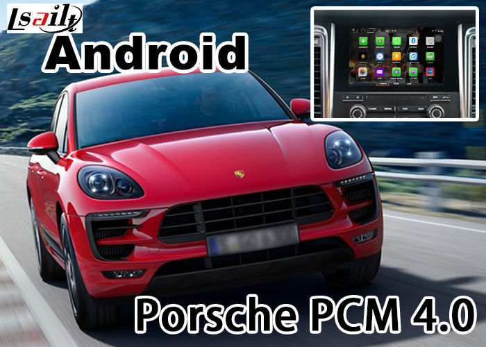 porsche macan pcm 3 1 4 0 android auto interface wifi bt. Black Bedroom Furniture Sets. Home Design Ideas