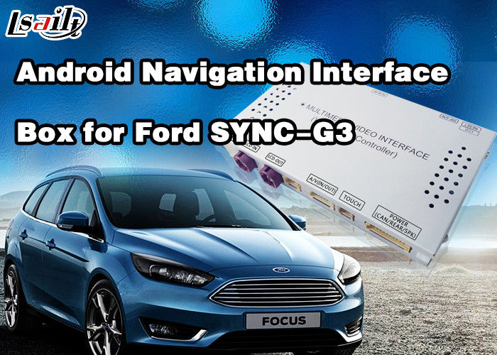 gps navigation android auto interface system for 2016 ford. Black Bedroom Furniture Sets. Home Design Ideas