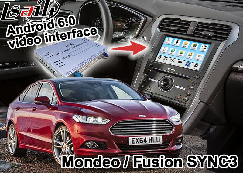 ford mondeo fusion sync 3 auto navigation system android 5 1 wifi bt map google service. Black Bedroom Furniture Sets. Home Design Ideas