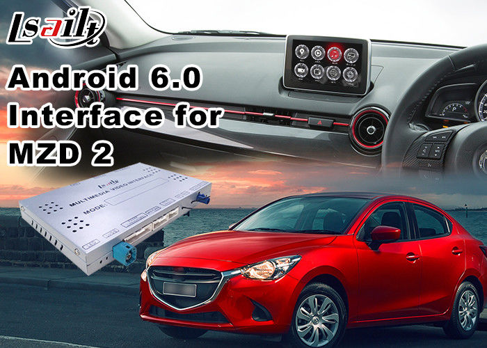 mazda 2 2014 2018 android auto interface. Black Bedroom Furniture Sets. Home Design Ideas