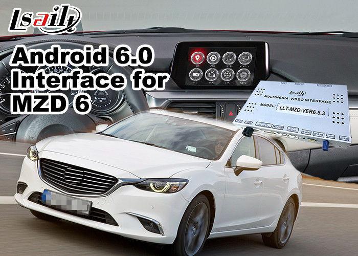 mazda 6 sedan android 6 0 car multimedia navigation system. Black Bedroom Furniture Sets. Home Design Ideas