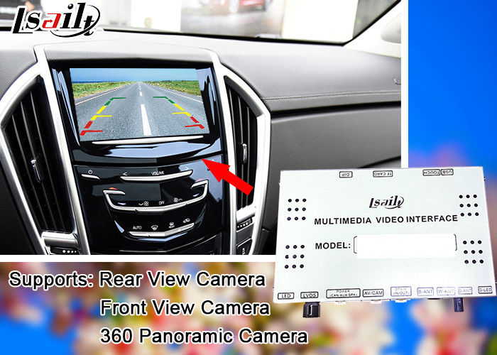 Professional Car GPS Box Android Auto Interface MirrorLink