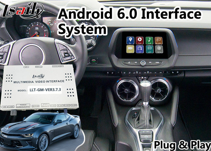 Android Auto Interface for 2016-2018 year Chevrolet Camaro Mylink